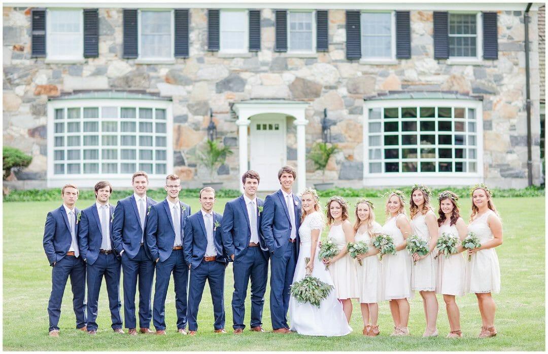 Diana + Luke   Blake Estate Wedding