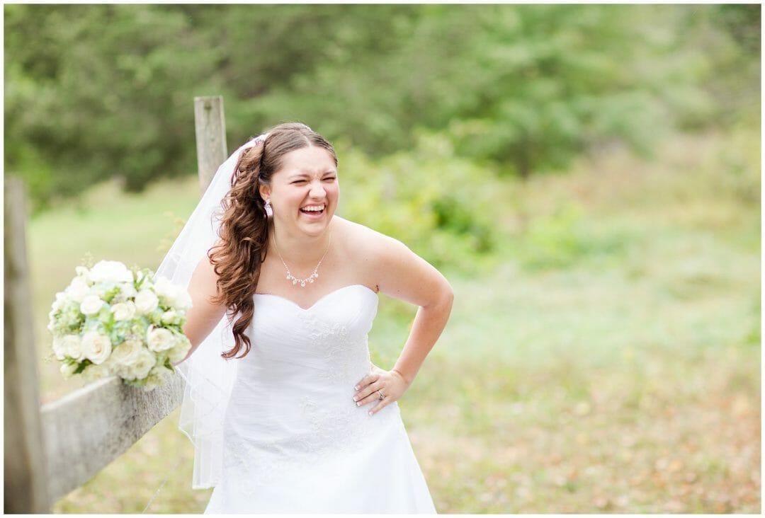 Sarah + DJ | Fall Wedding