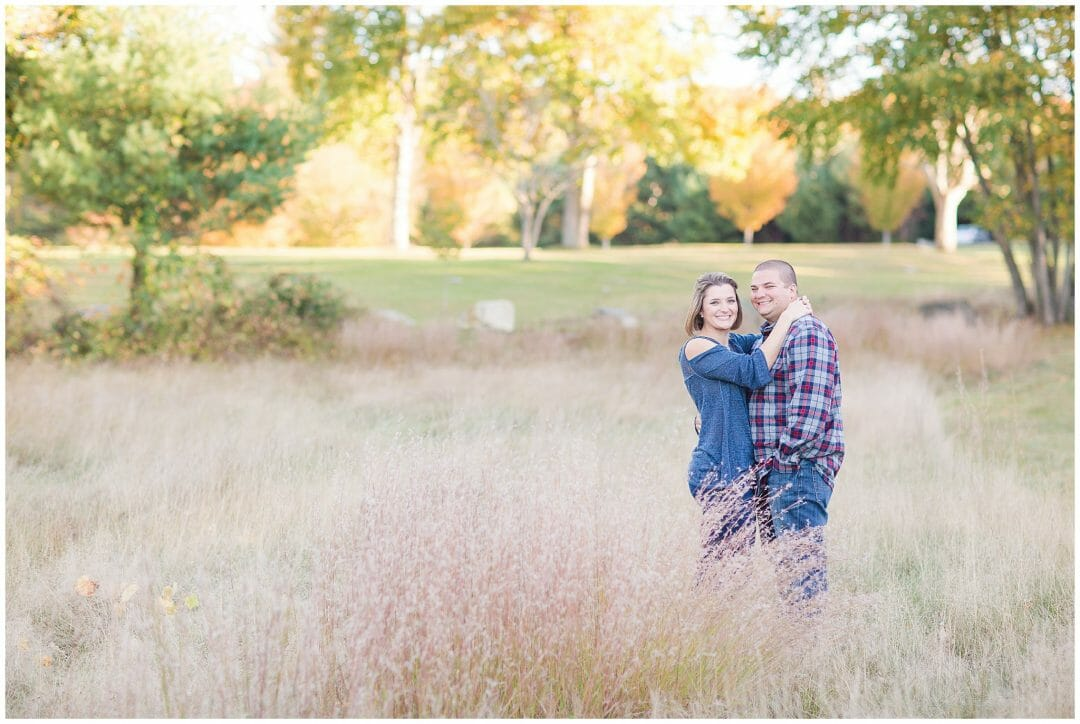 Kaleigh + Dan | Quabbin Engagement
