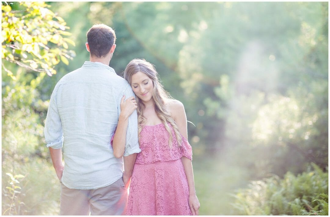 Olivia + Matt | Quabbin Engagement