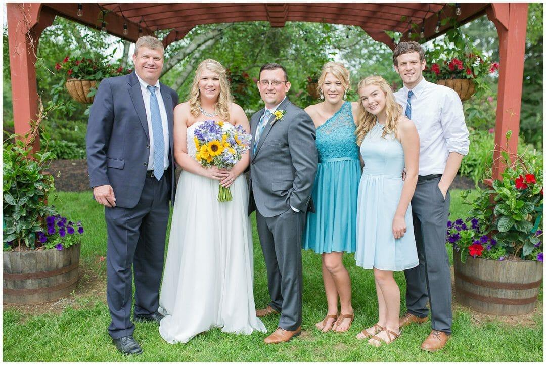 Jenna + Josh | Publick House Wedding