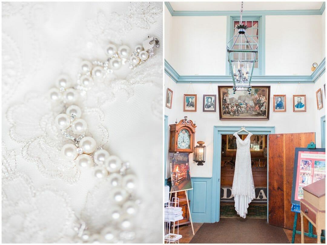 Liz + Dallas   Salem Cross Inn Wedding