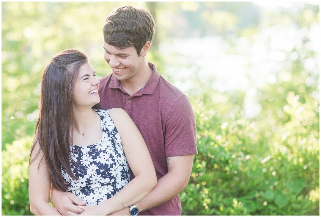 Karlie + Jason | Summer Engagement