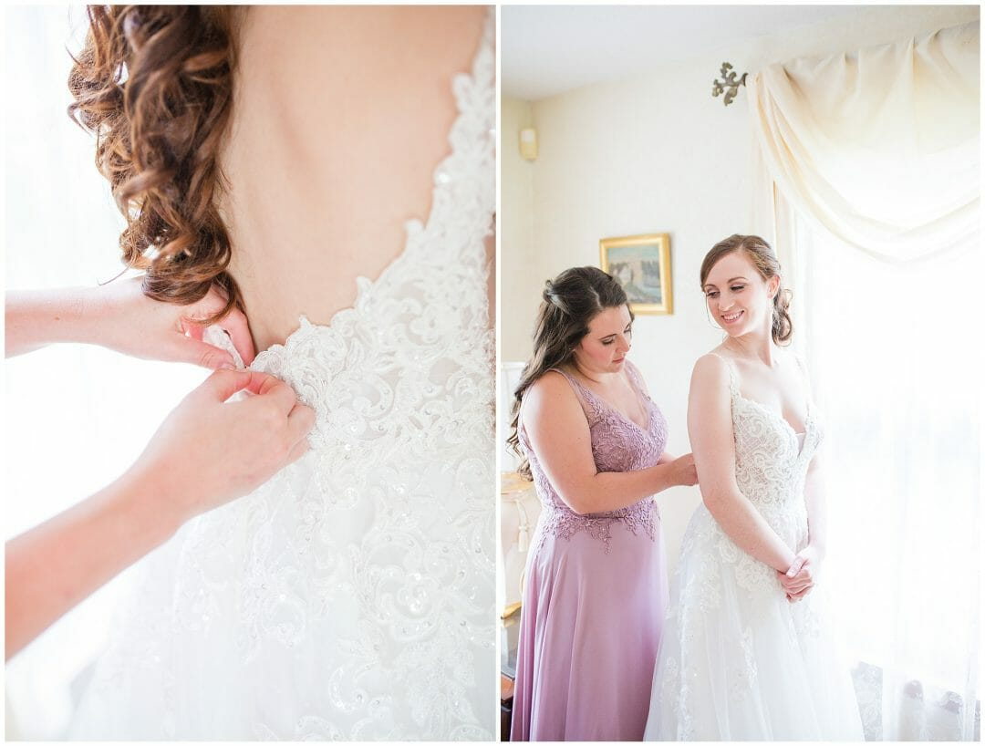 Erica + Tom | Aria Wedding
