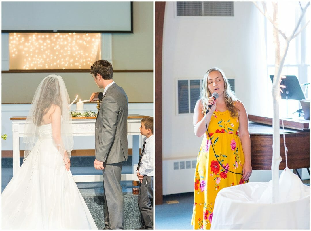 Karlie + Jason | Intimate Church Wedding