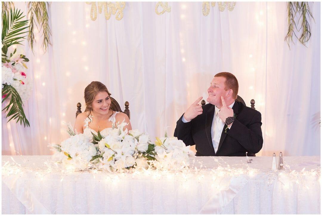 Paige + Kevin | Wyckoff Country Club Wedding