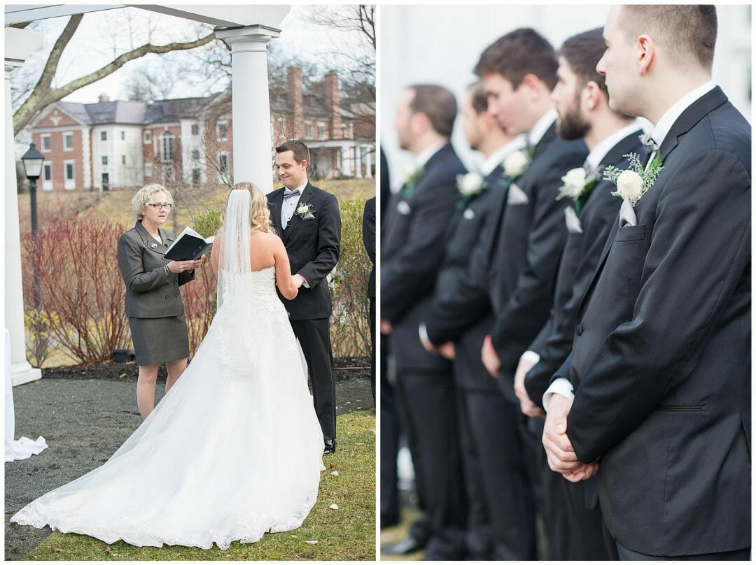 Peyton + Andrew | Inn on Boltwood Wedding