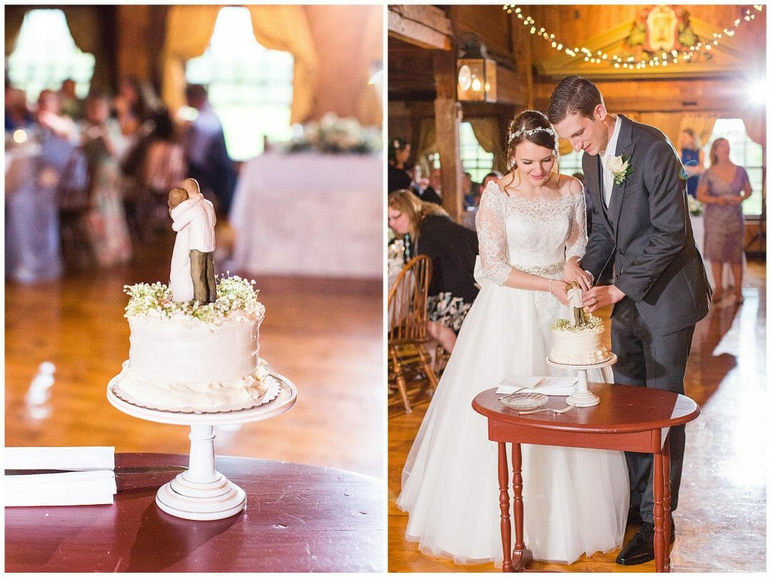 Mia + Matt | Salem Cross Inn Wedding