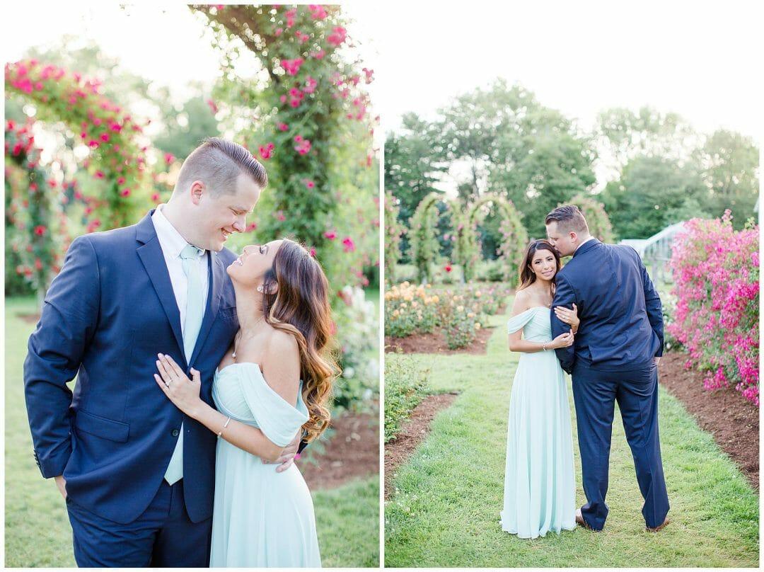 Thalia + Spencer | Elizabeth Park Engagement
