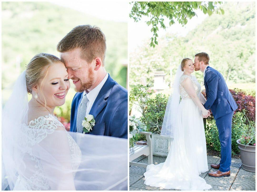 Emily + Troy | Log Cabin Wedding