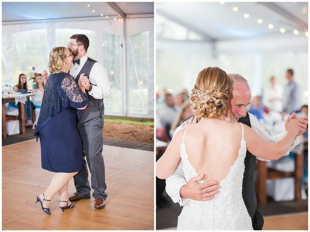 Sarah + Zach | Monadnock Berries Wedding