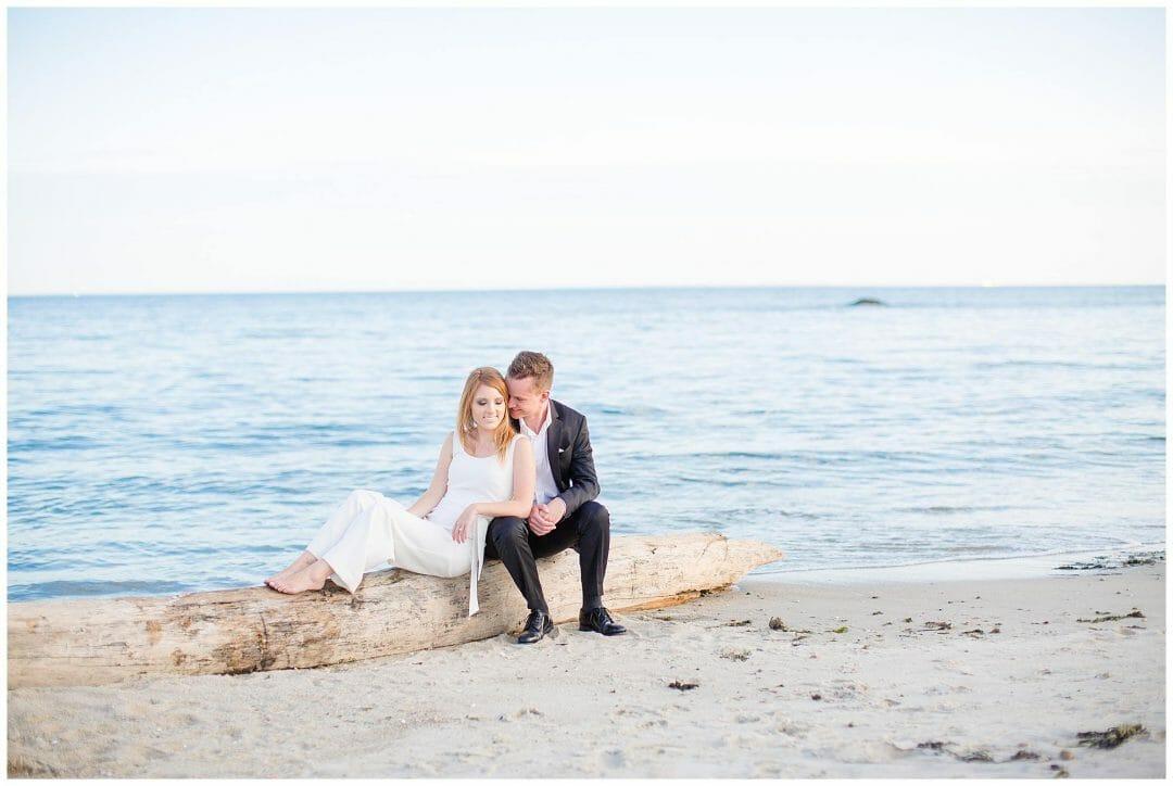 Lauren + Dan | Eolia Mansion Engagement