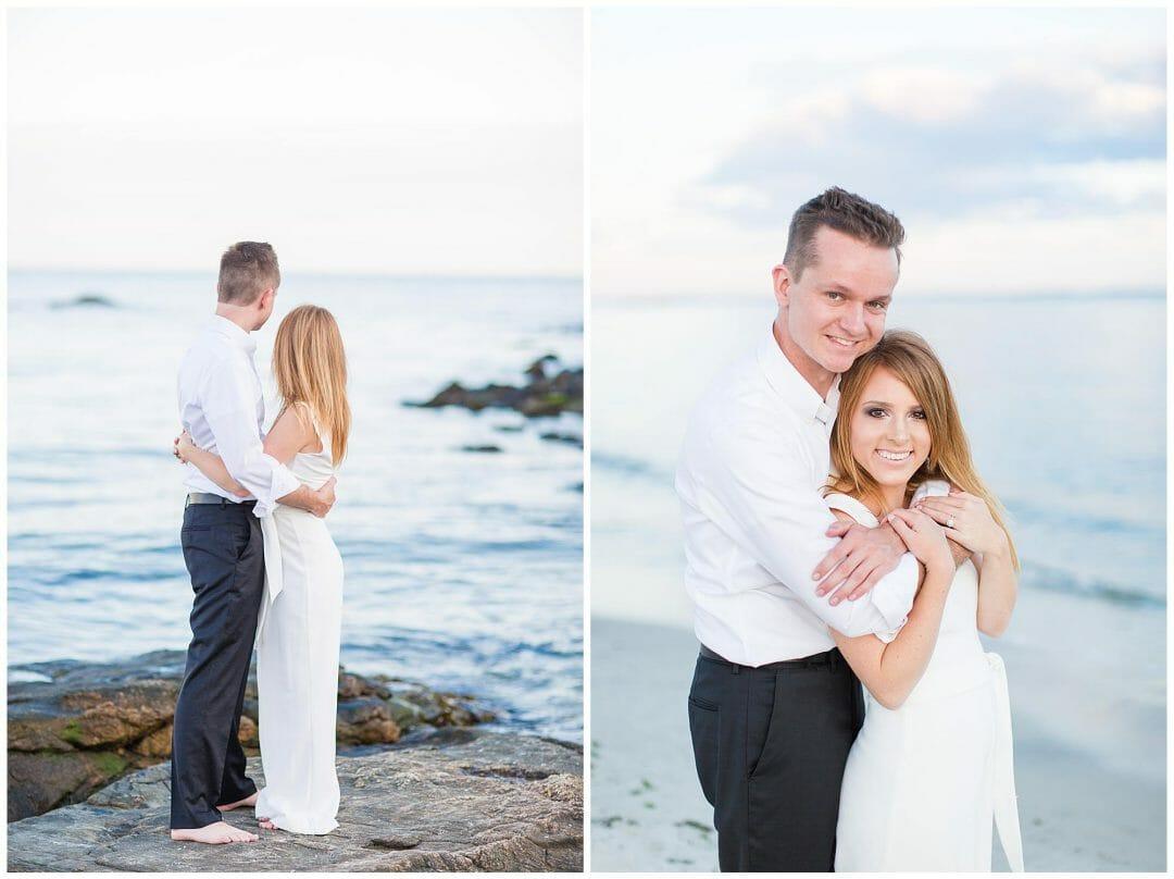 Lauren + Dan   Eolia Mansion Engagement