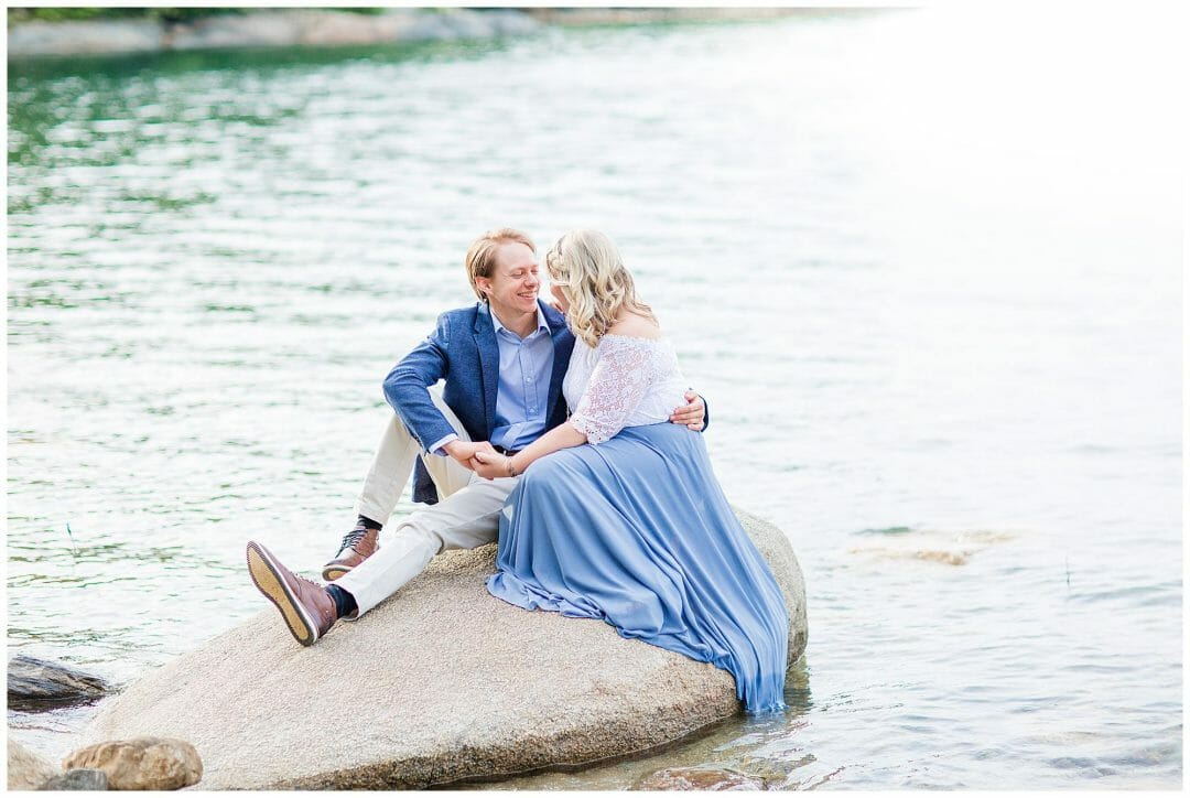 Colleen + Jonathan | Quabbin Reservoir