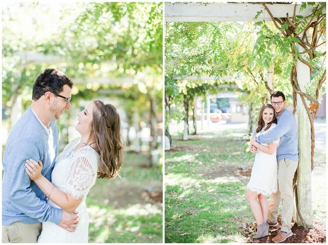 Andrea + Brian | New England Engagement