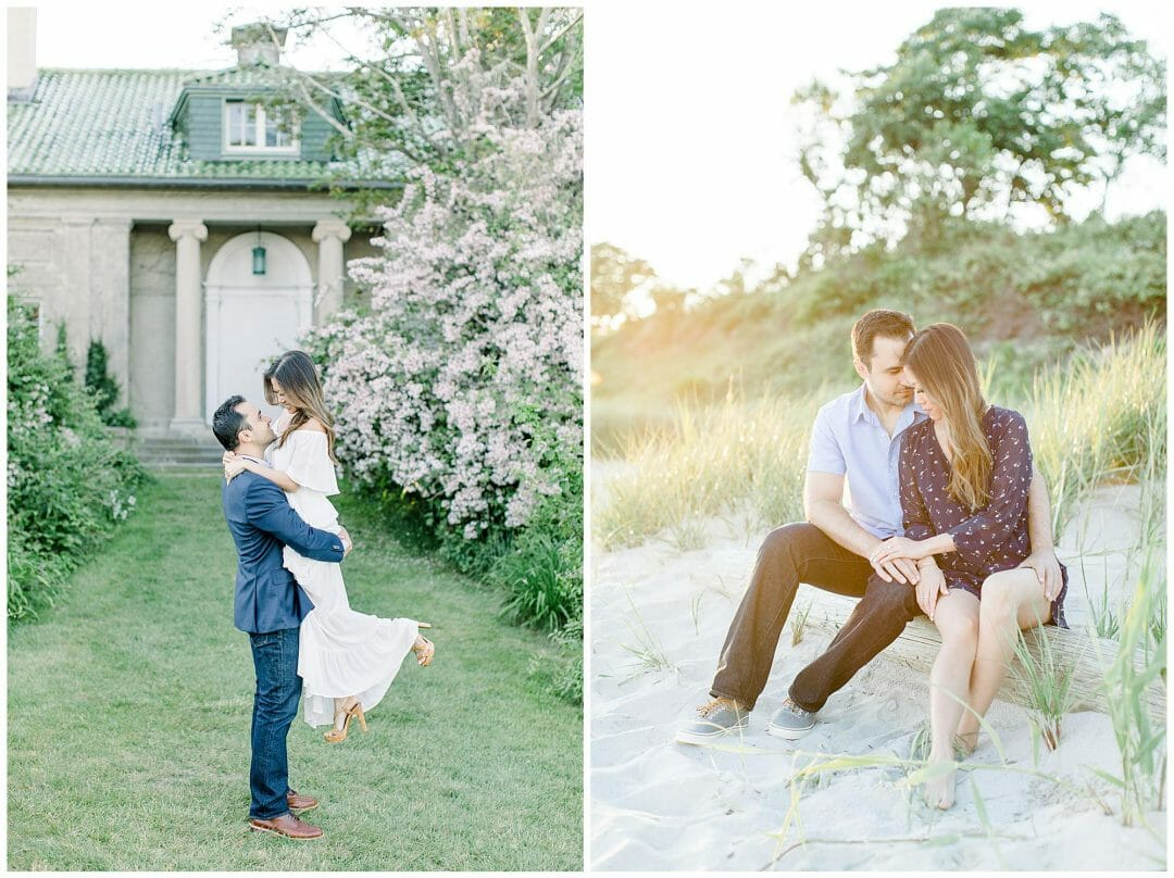 Outfit Inspiration |  Preparing for Your Engagement Session