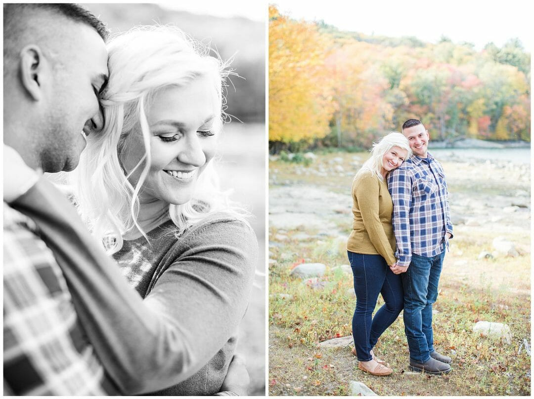 Kate + Joe | Fall Engagement