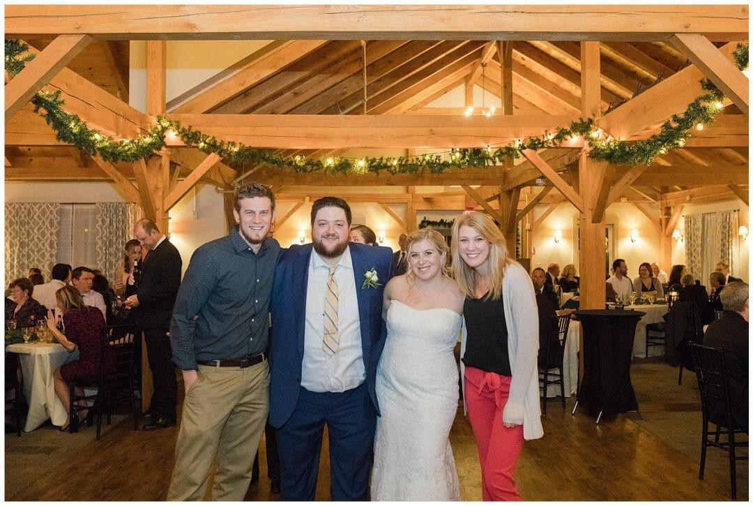 Molly + Drew | Barn at Wight Farm Wedding