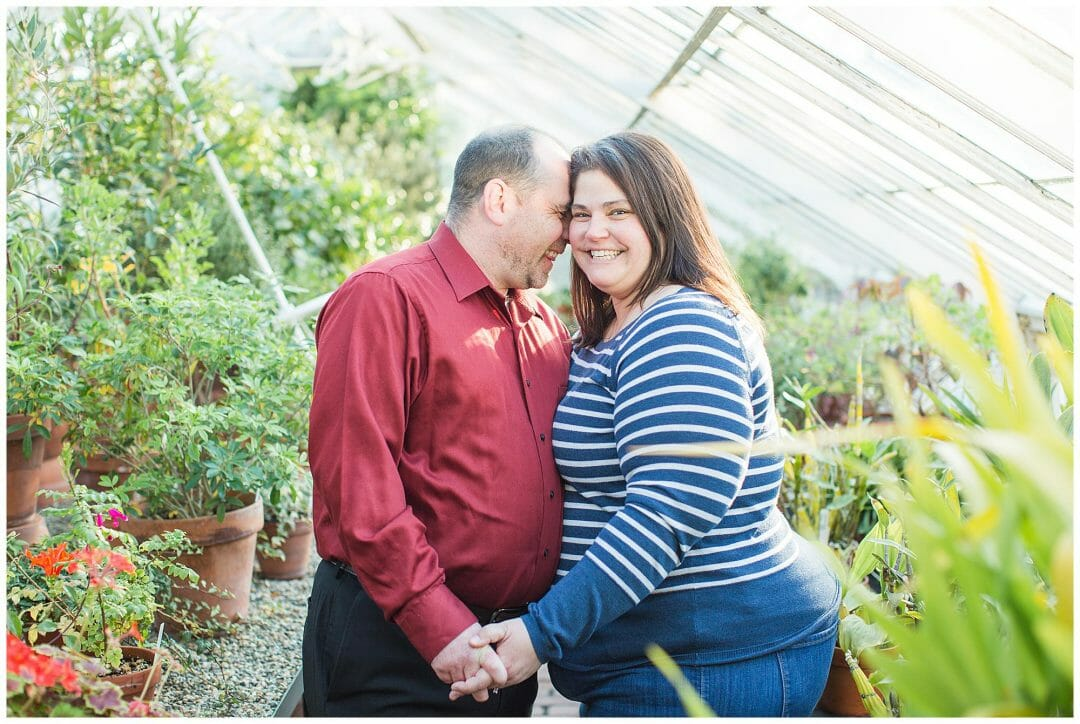 Caroline + Tom | Mt Holyoke Engagement