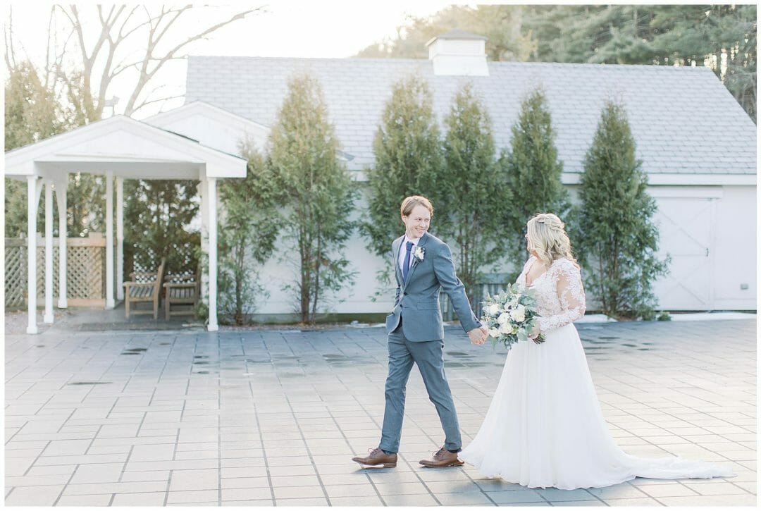 Colleen + Jonathan | Winter Wedding