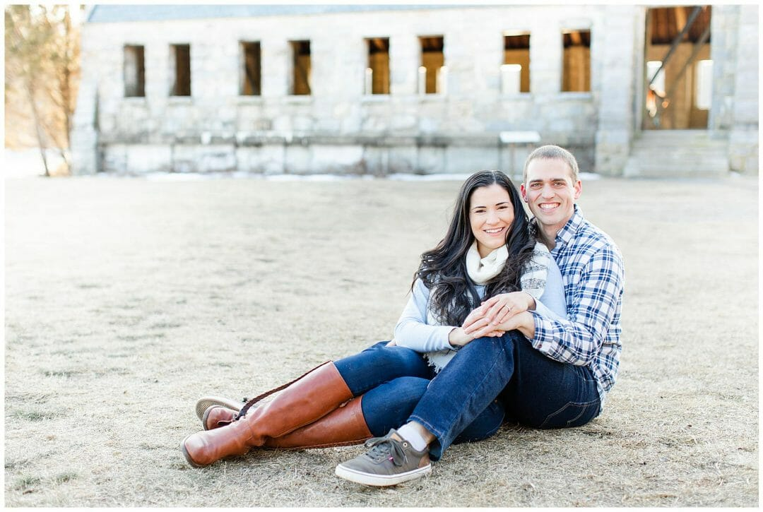 Faye & Kevin | Winter Engagement