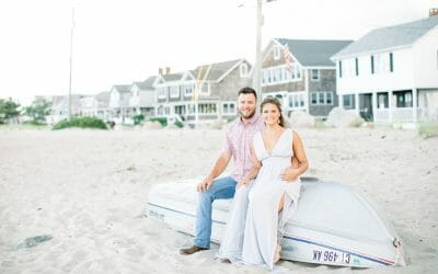Brittney & Chris | Beach Engagement