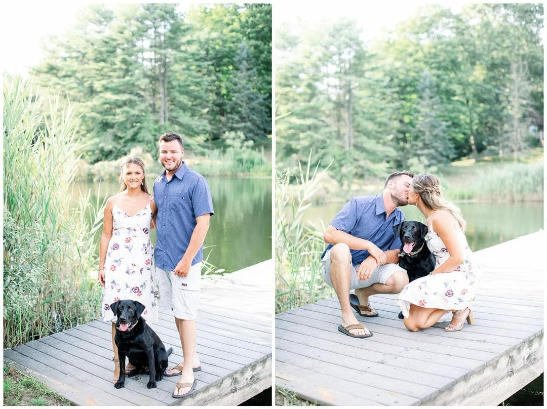 Brittney & Chris | Beach Engagement