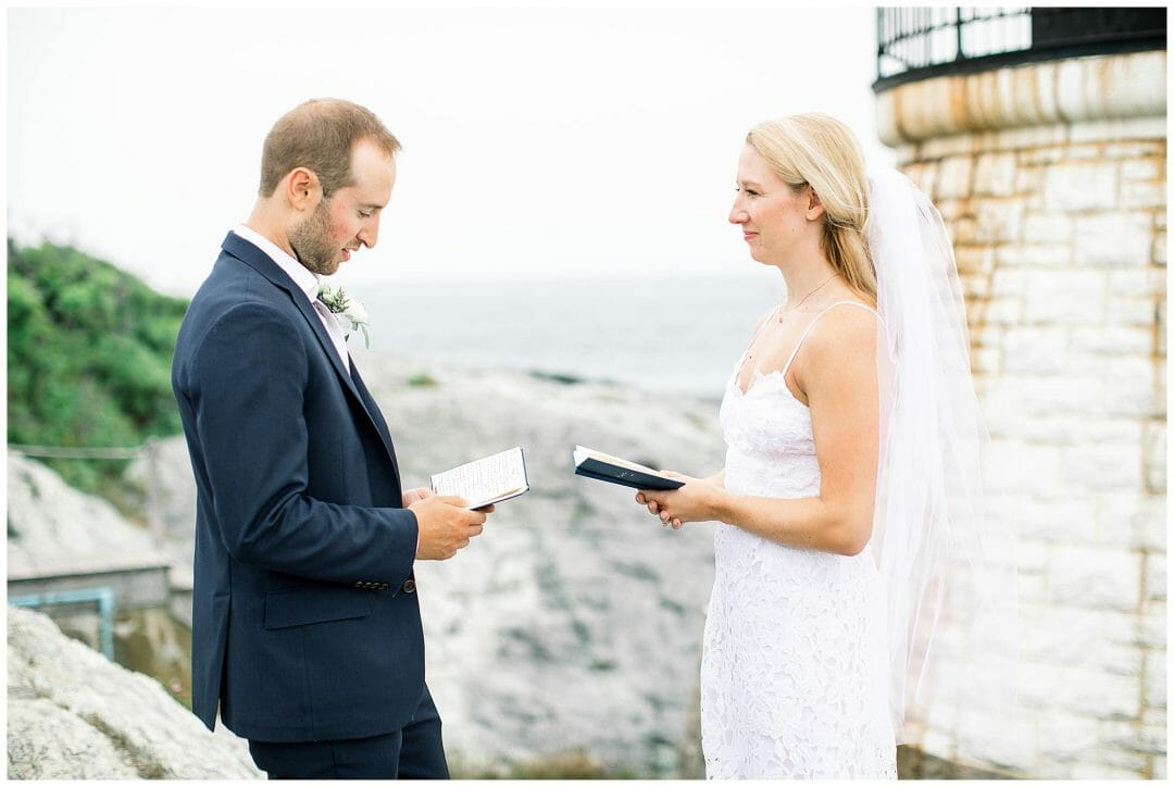 Kathryn & David | Castle Hill Inn Wedding