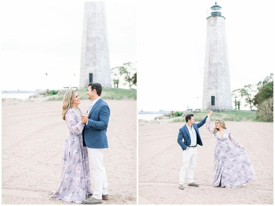 Lucrecia & Matt | Lighthouse Point Park