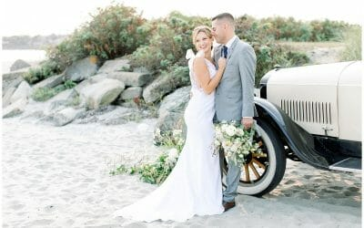 Newport Beach House Wedding | Styled Shoot