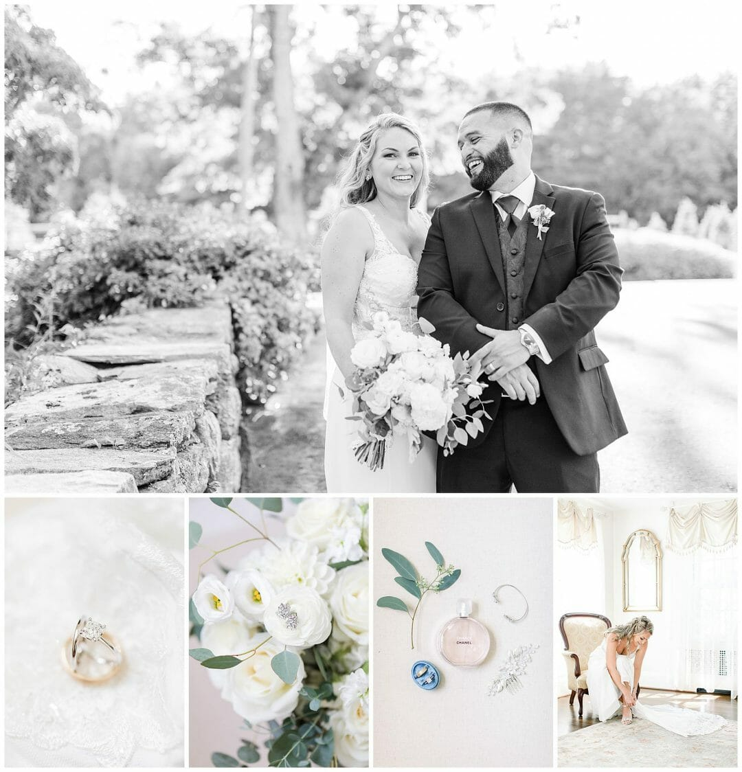 Oakholm Farm Estate Wedding
