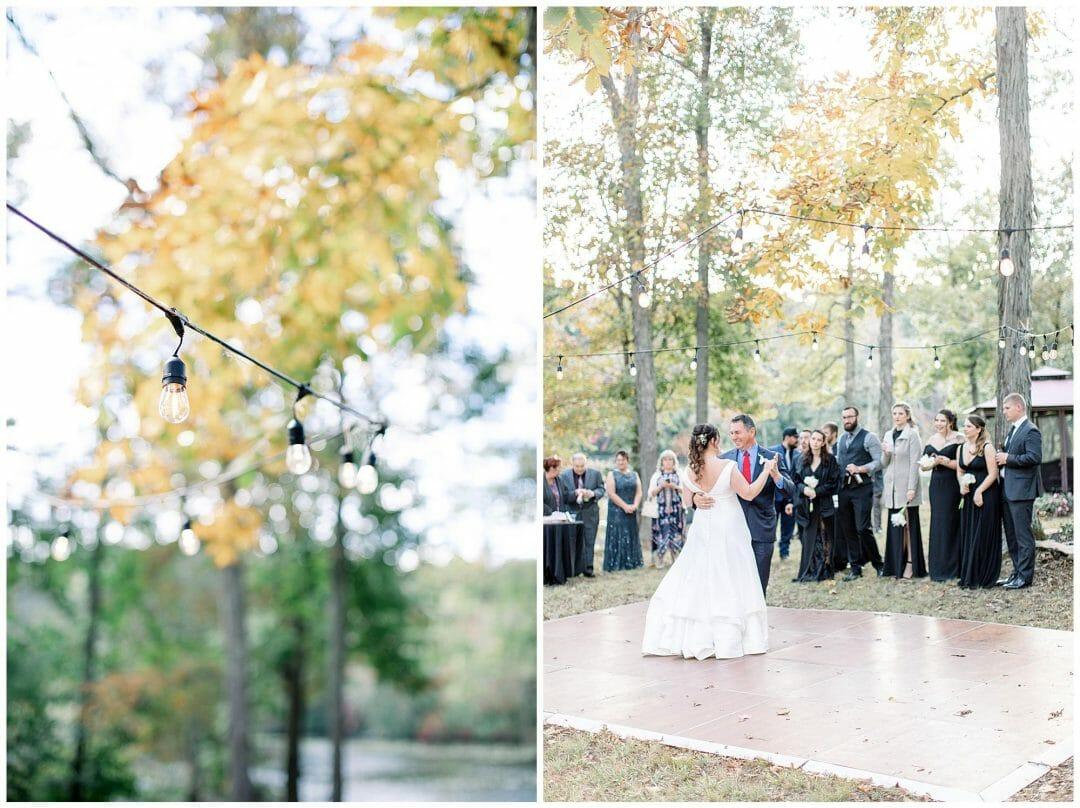 New England Fall Wedding