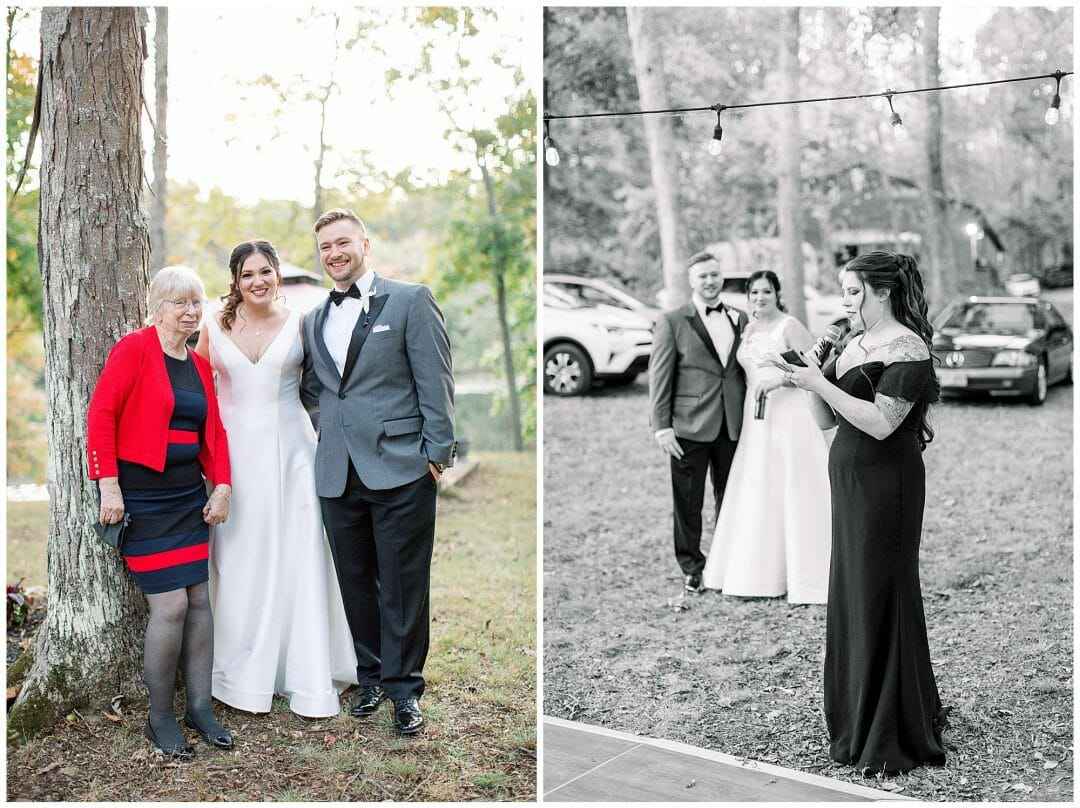 New England Fall Wedding | Christina & Tim