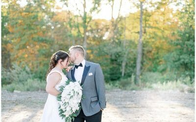 New England Fall Wedding | Christina & Tim