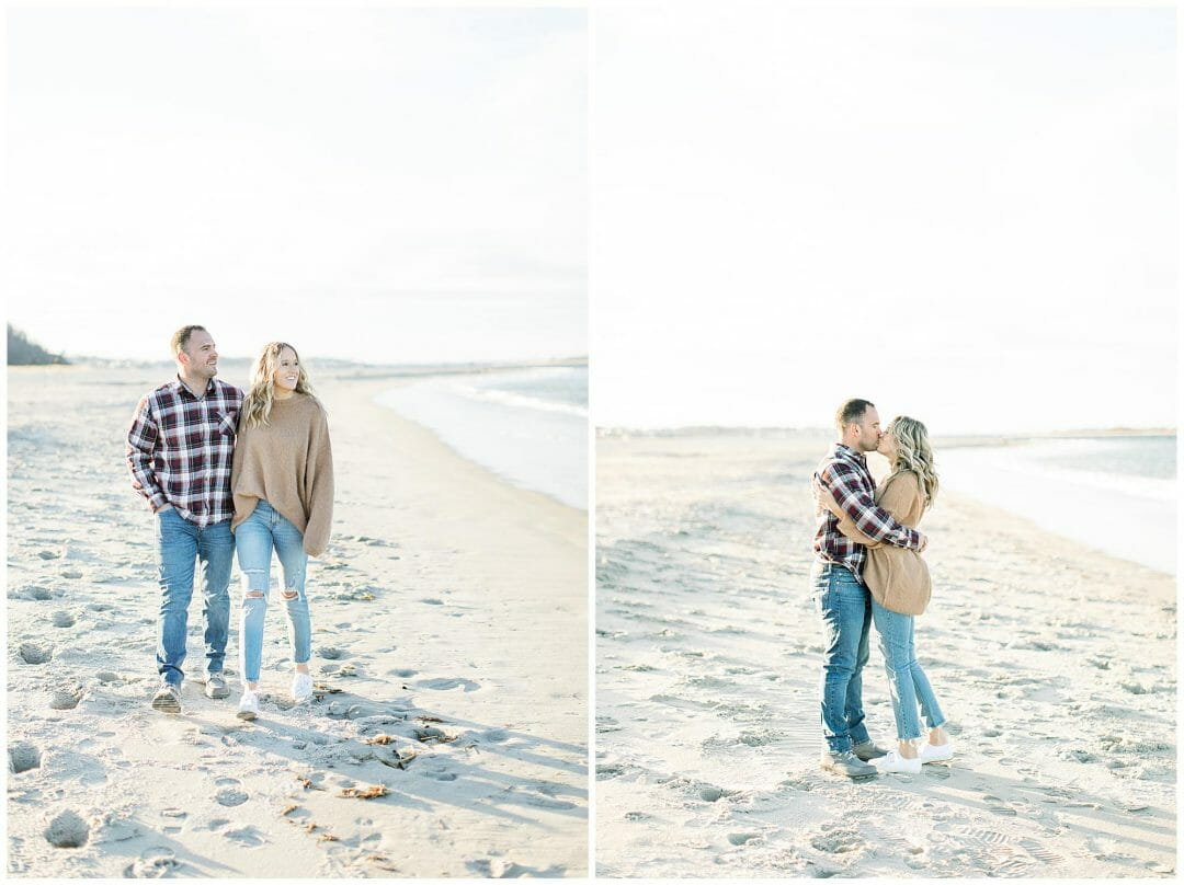 Crane Beach Engagement