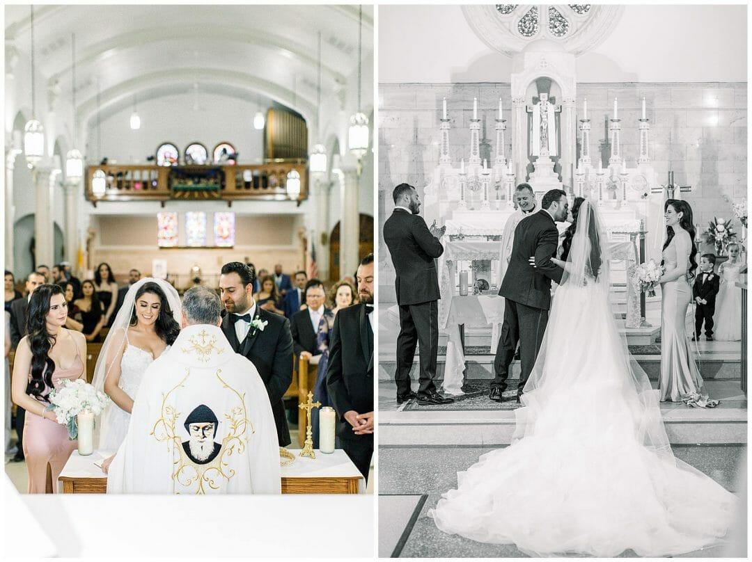 An Elegant Lebanese Wedding at Belle Mer