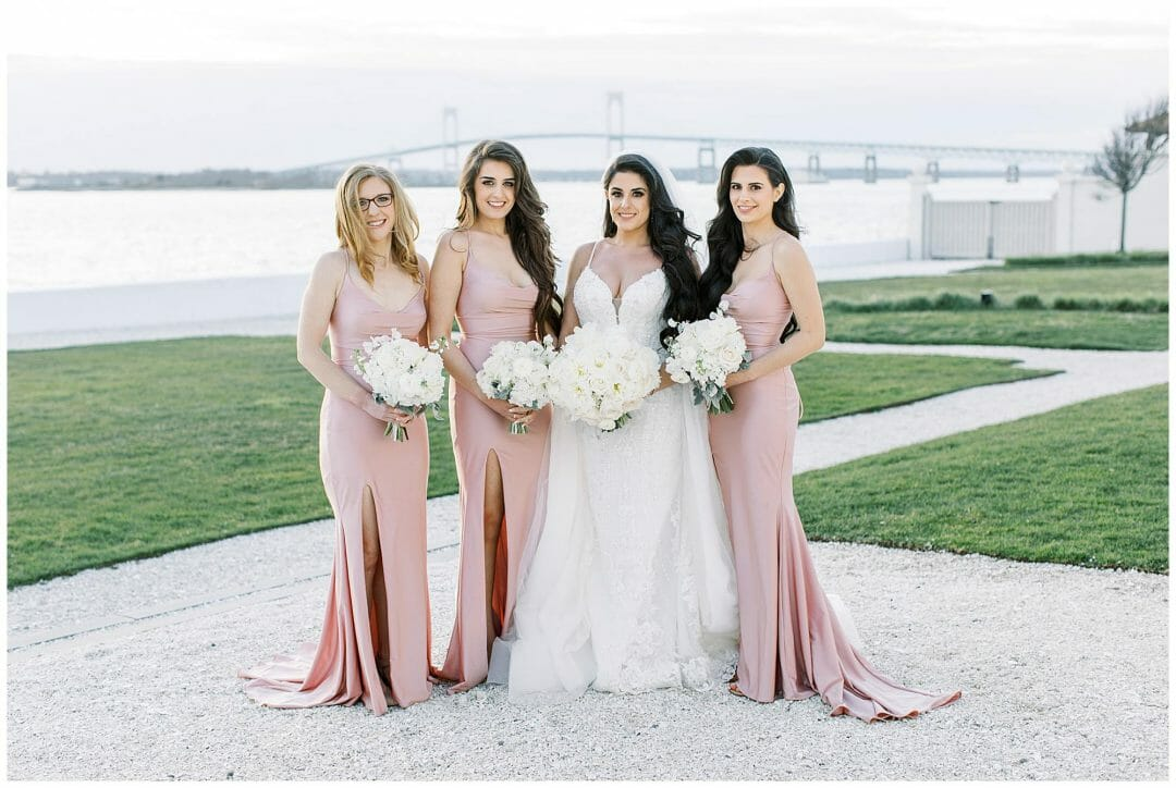 Bridesmaids at Belle Mer