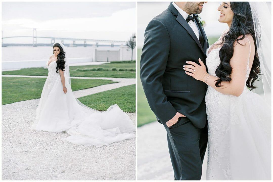 Belle Mer Wedding 2753