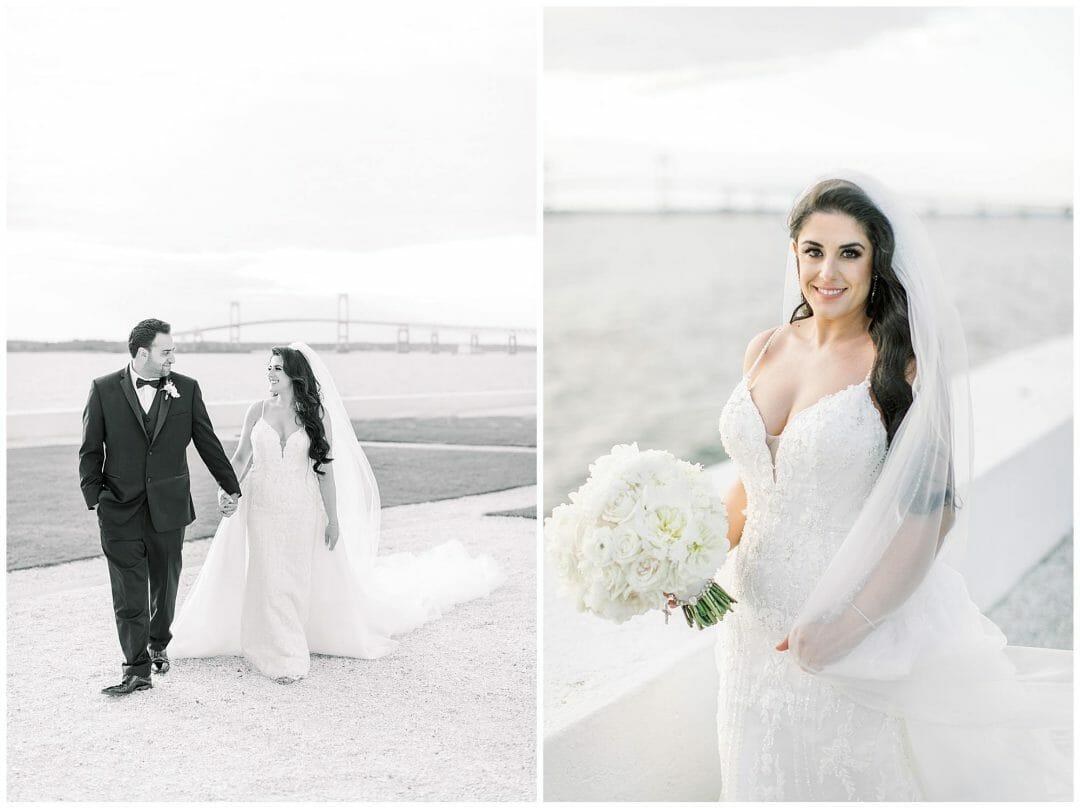 Belle Mer Wedding 2757