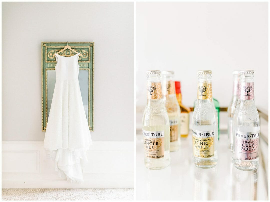 Intimate Upscale Wedding at the Blantyre