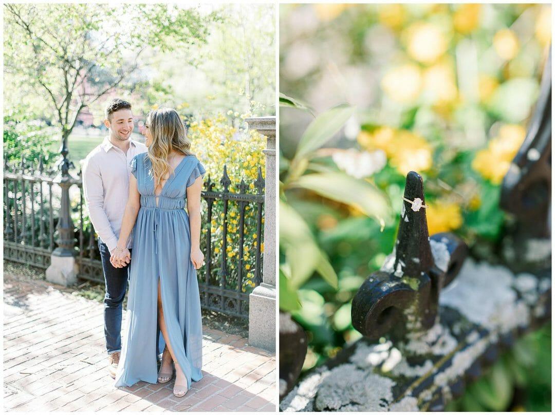 Boston Public Garden Engagement 2798