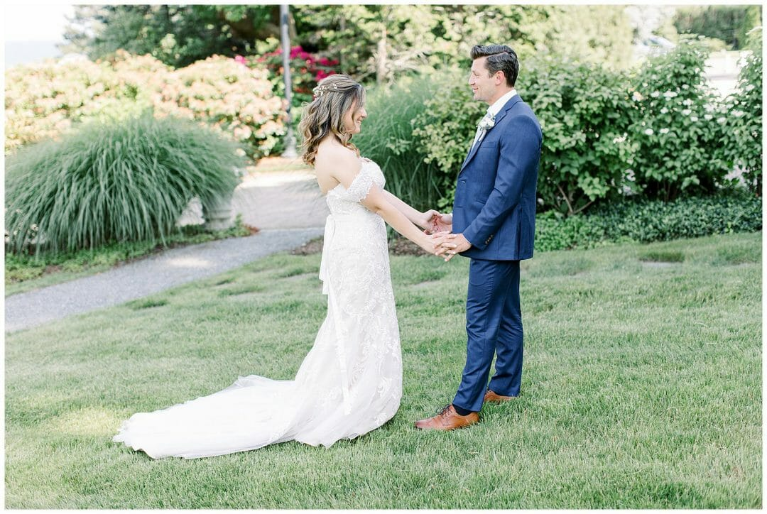 Intimate Newport Wedding at The Chanler
