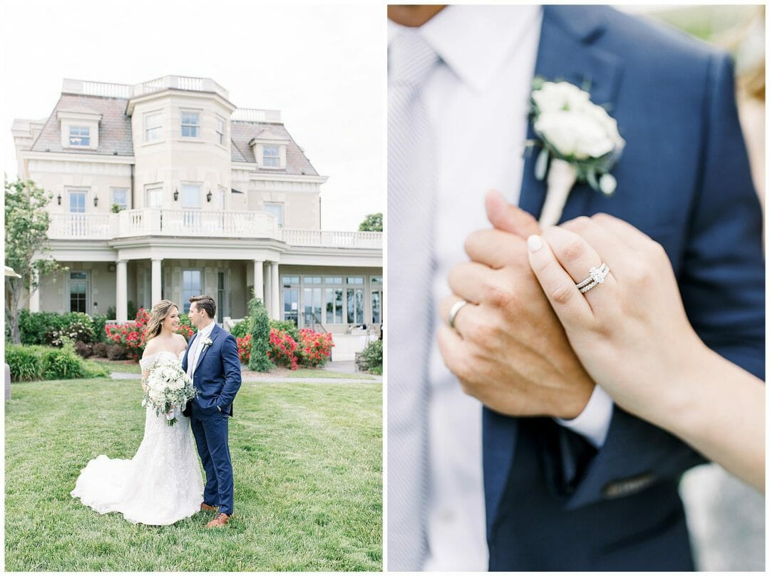 Wedding at The Chanler