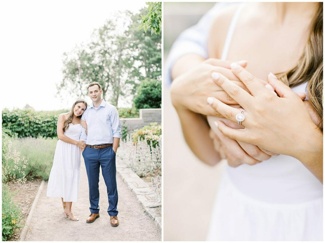 A Joy-Filled Engagement at Harkness Park