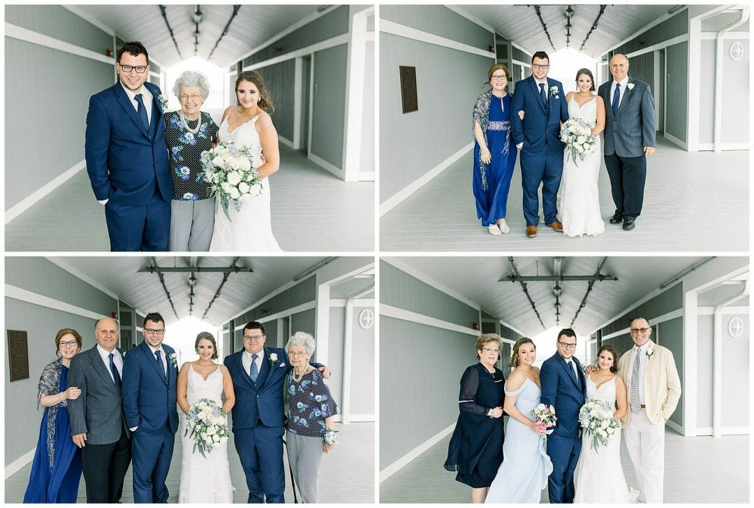 A Breezy Joy-filled Wedding at the Pavilions at Penfield Beach