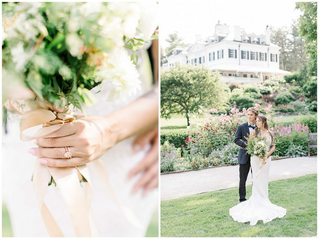 A Timeless Garden Inspired Wedding at The Mount