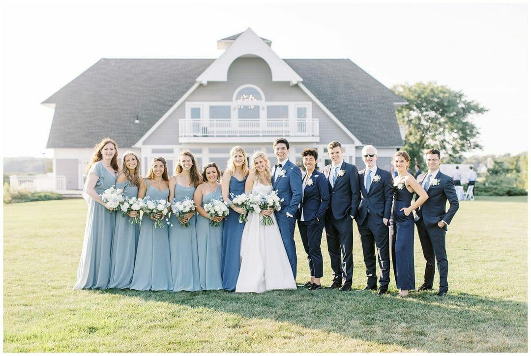 Guilford Yacht Club Wedding