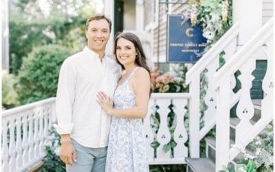 A Charming Nantucket Engagement