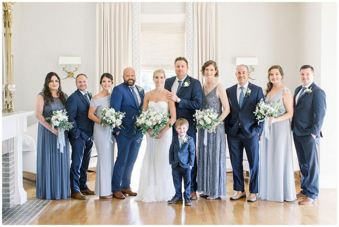 Eisenhower House Wedding