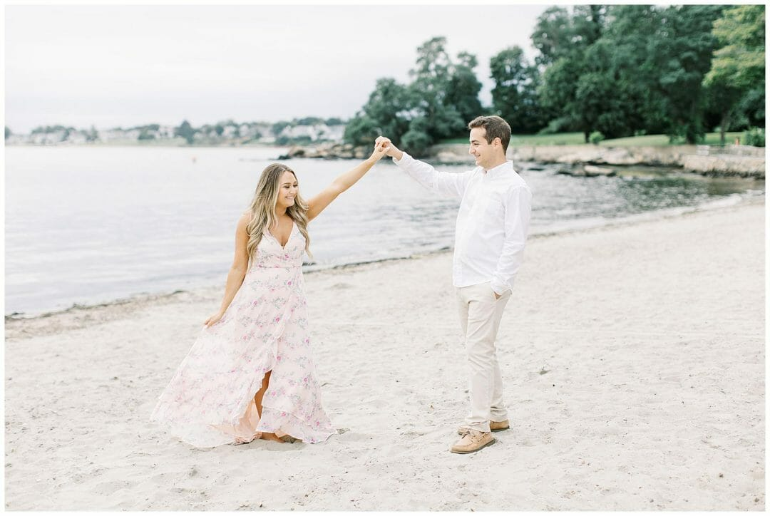Tupper Manor Engagement